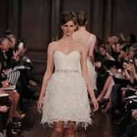 Wedding Dresses, Fashion, Romona keveza, Short Wedding Dresses