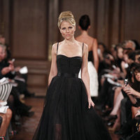 Bridesmaids Dresses, Fashion, black, Romona keveza