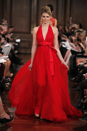 Fashion, red, Romona keveza