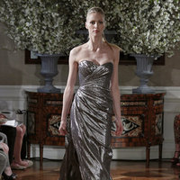 Fashion, silver, Glam Weddings, Romona Keveza Couture