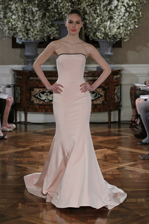 Fashion, pink, Glam Weddings, Romona Keveza Couture