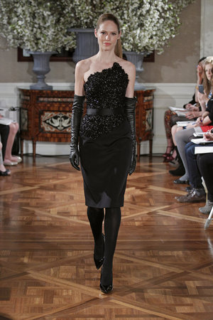 Fashion, black, Glam Weddings, Modern Weddings, Romona Keveza Couture