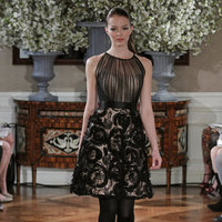 Fashion, black, Modern Weddings, Romona Keveza Couture