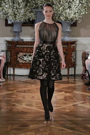 Fashion, black, Modern Weddings, Romona Keveza Couture