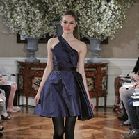 Fashion, blue, Modern Weddings, Romona Keveza Couture