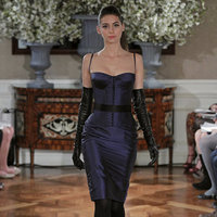 Fashion, blue, Glam Weddings, Modern Weddings, Romona Keveza Couture