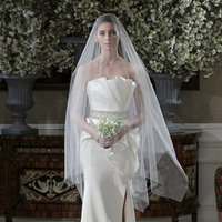 Wedding Dresses, Fashion, Modern Weddings, Strapless Wedding Dresses, Romona Keveza Couture