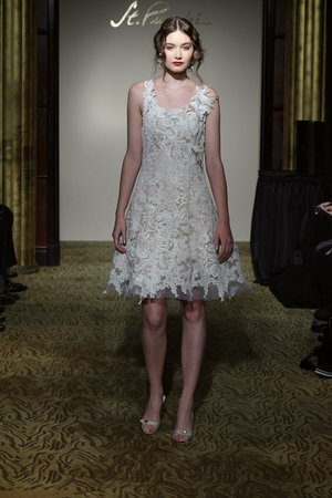 Fashion, Short Wedding Dresses, St. Pucchi