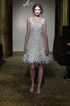 Fashion, Short Wedding Dresses, St. Pucchi