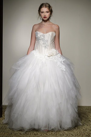 Ball Gown Wedding Dresses, Fashion, St. Pucchi
