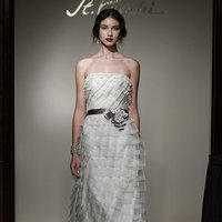 Fashion, St. Pucchi, Ruffled Wedding Dresse