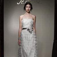 Fashion, St. Pucchi, Ruffled Wedding Dresse