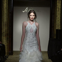Ruffled Wedding Dresses, Fashion, St. Pucchi