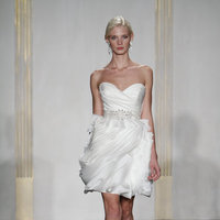 Wedding Dresses, Sweetheart Wedding Dresses, Fashion, white, Short Wedding Dresses, Tara Keely