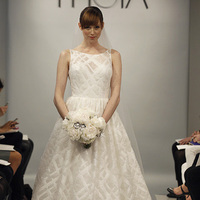 Wedding Dresses, Illusion Neckline Wedding Dresses, A-line Wedding Dresses, Fashion, Modern Weddings, Theia
