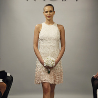 Wedding Dresses, Fashion, pink, Spring Weddings, Modern Weddings, Short Wedding Dresses, Theia