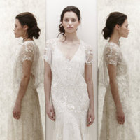 Wedding Dresses, Lace Wedding Dresses, Fashion, Fall Weddings, Boho Chic Weddings, Rustic Weddings, V-neck Wedding Dresses, Jenny packham