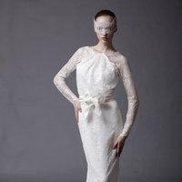 Wedding Dresses, Lace Wedding Dresses, Romantic Wedding Dresses, Fashion, Fall Weddings, Douglas hannant, Wedding Dresses with Sleeves