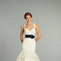 Wedding Dresses, Sweetheart Wedding Dresses, Mermaid Wedding Dresses, Lace Wedding Dresses, Romantic Wedding Dresses, Fashion, black, Fall Weddings, Modern Weddings, Jim hjelm