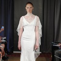 Wedding Dresses, Lace Wedding Dresses, Romantic Wedding Dresses, Fashion, Fall Weddings, Garden Weddings, V-neck Wedding Dresses, Ines di santo