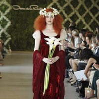 Wedding Dresses, Fashion, red, Fall Weddings, Boho Chic Weddings, Oscar de la renta