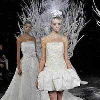 Wedding Dresses, Fashion, Douglas hannant, Short Wedding Dresses