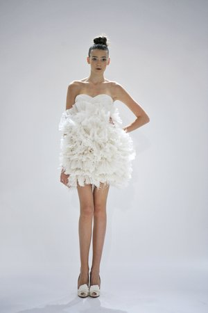 Wedding Dresses, Fashion, Marchesa, Short Wedding Dresses