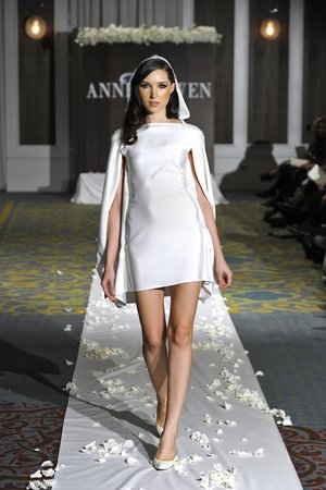 Wedding Dresses, Fashion, Anne bowen, Short Wedding Dresses