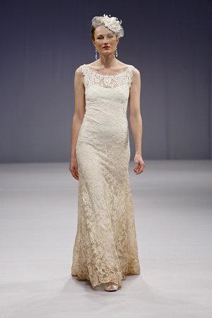 Wedding Dresses, Illusion Neckline Wedding Dresses, Lace Wedding Dresses, Vintage Wedding Dresses, Fashion, Anne barge