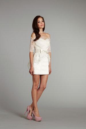 Wedding Dresses, Lace Wedding Dresses, Fashion, Short Wedding Dresses, Hayley Paige