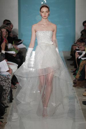 Wedding Dresses, Hollywood Glam Wedding Dresses, Fashion, silver, Glam Weddings, Reem acra, Short Wedding Dresses