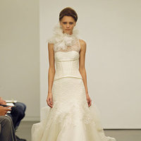 Wedding Dresses, Illusion Neckline Wedding Dresses, Mermaid Wedding Dresses, Fashion, Modern Weddings, Vera wang