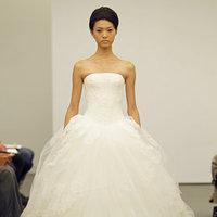Wedding Dresses, Ball Gown Wedding Dresses, Ruffled Wedding Dresses, Fashion, Classic Weddings, Vera wang