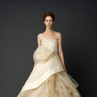 Wedding Dresses, One-Shoulder Wedding Dresses, Ball Gown Wedding Dresses, Fashion, Vera wang