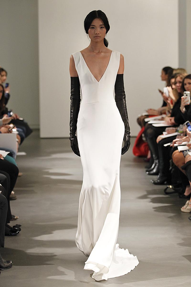 Wedding Dresses, Hollywood Glam Wedding Dresses, Fashion, Glam Weddings, Modern Weddings, Vera wang, V-neck Wedding Dresses