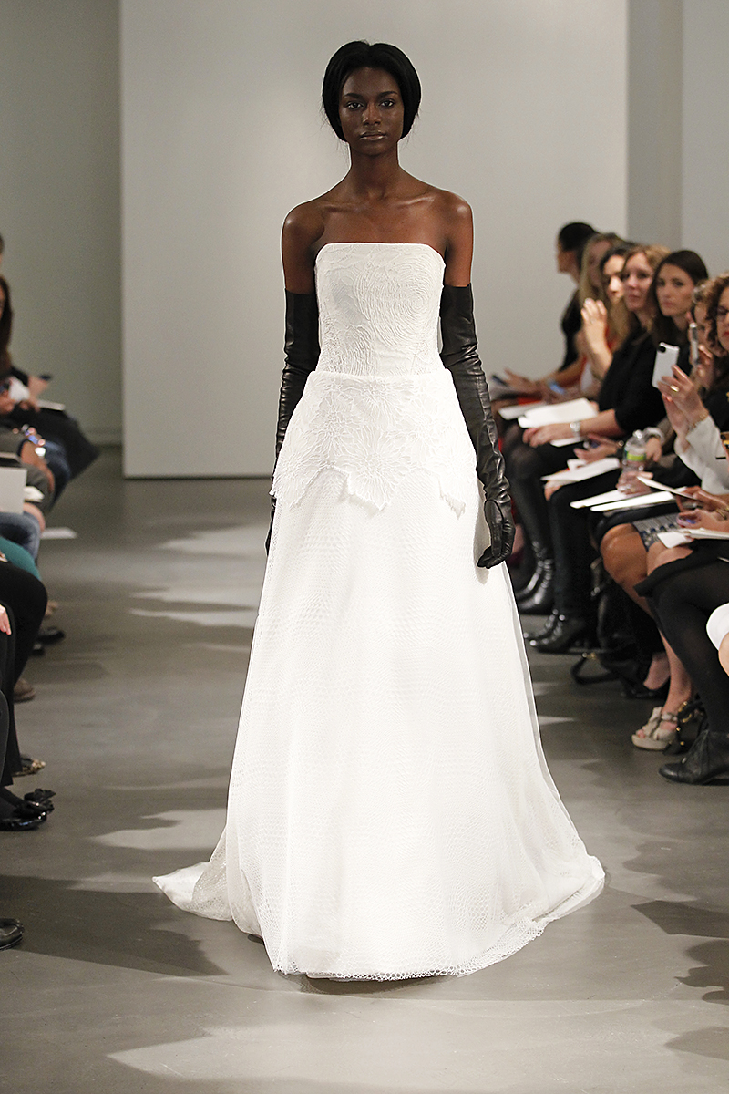 Wedding Dresses, A-line Wedding Dresses, Lace Wedding Dresses, Fashion, Modern Weddings, Vera wang