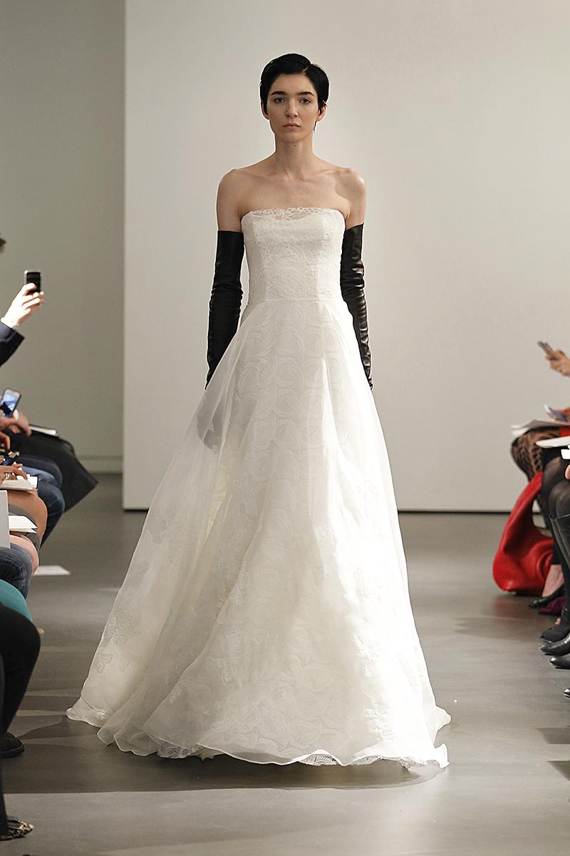 Wedding Dresses, A-line Wedding Dresses, Lace Wedding Dresses, Romantic Wedding Dresses, Fashion, Modern Weddings, Vera wang
