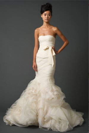 Wedding Dresses, Mermaid Wedding Dresses, Fashion, ivory, Vera wang