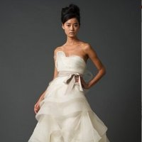 Wedding Dresses, Fashion, ivory, Vera wang