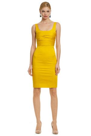 Fashion, yellow
