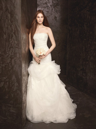 Wedding Dresses, Romantic Wedding Dresses, White by vera wang
