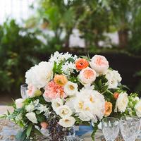 Flowers & Decor, Wedding Style, Centerpieces, Spring Weddings, Garden Weddings, Shabby Chic Weddings, Spring Wedding Flowers & Decor, Summer Wedding Flowers & Decor