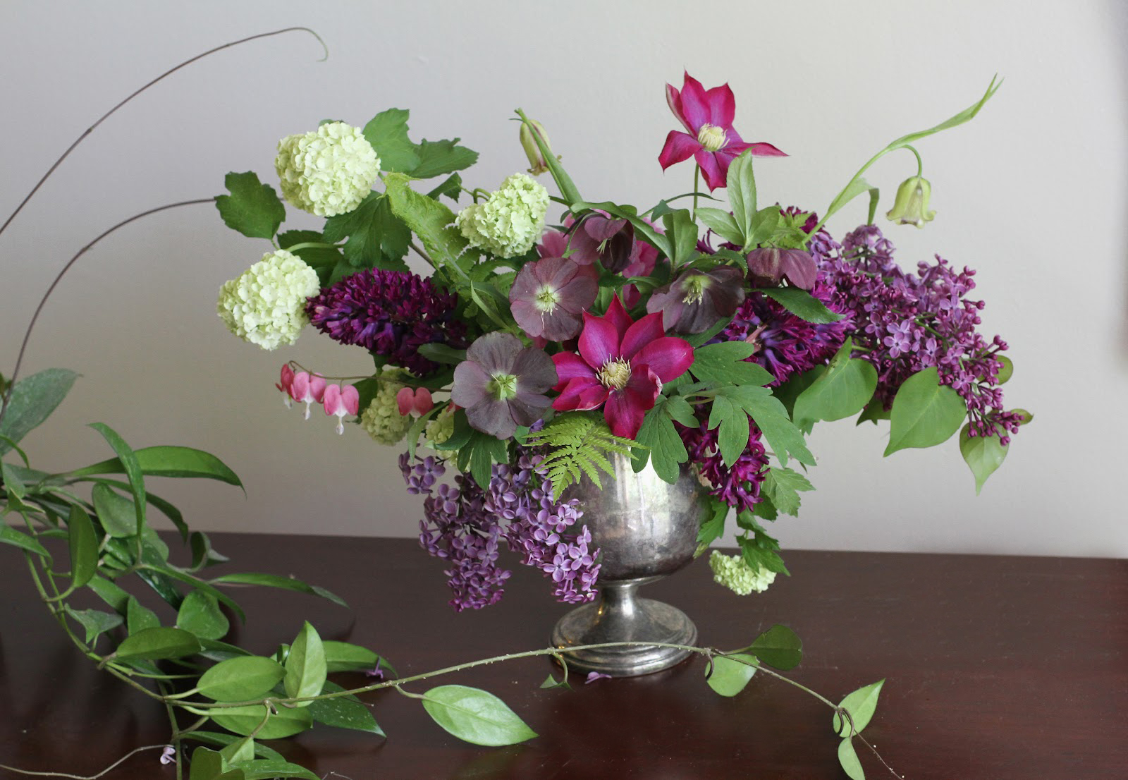 Flowers & Decor, Wedding Style, pink, purple, Centerpieces, Spring Weddings, Garden Weddings, Spring Wedding Flowers & Decor, Summer Wedding Flowers & Decor