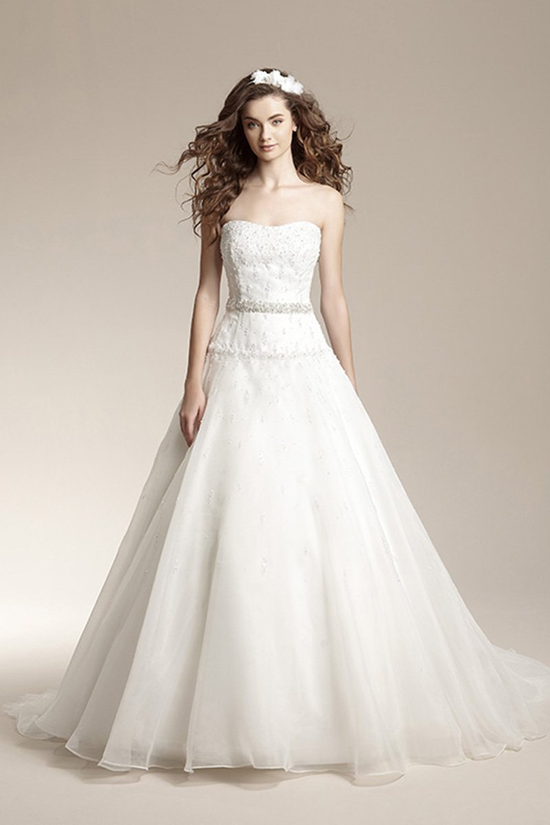Wedding Dresses, Sweetheart Wedding Dresses, Ball Gown Wedding Dresses, Fashion, white, Fall, Winter, Classic, Shabby Chic, Sweetheart, Strapless, Strapless Wedding Dresses, Floor, Formal, Organza, Natural, Sleeveless, Ball gown, Jasmine collection, Sash/Belt, organza wedding dresses, Classic Wedding Dresses, winter wedding dresses, Fall Wedding Dresses, Formal Wedding Dresses, Floor Wedding Dresses, Shabby Chic Wedding Dresses, Sash Wedding Dresses, Belt Wedding Dresses