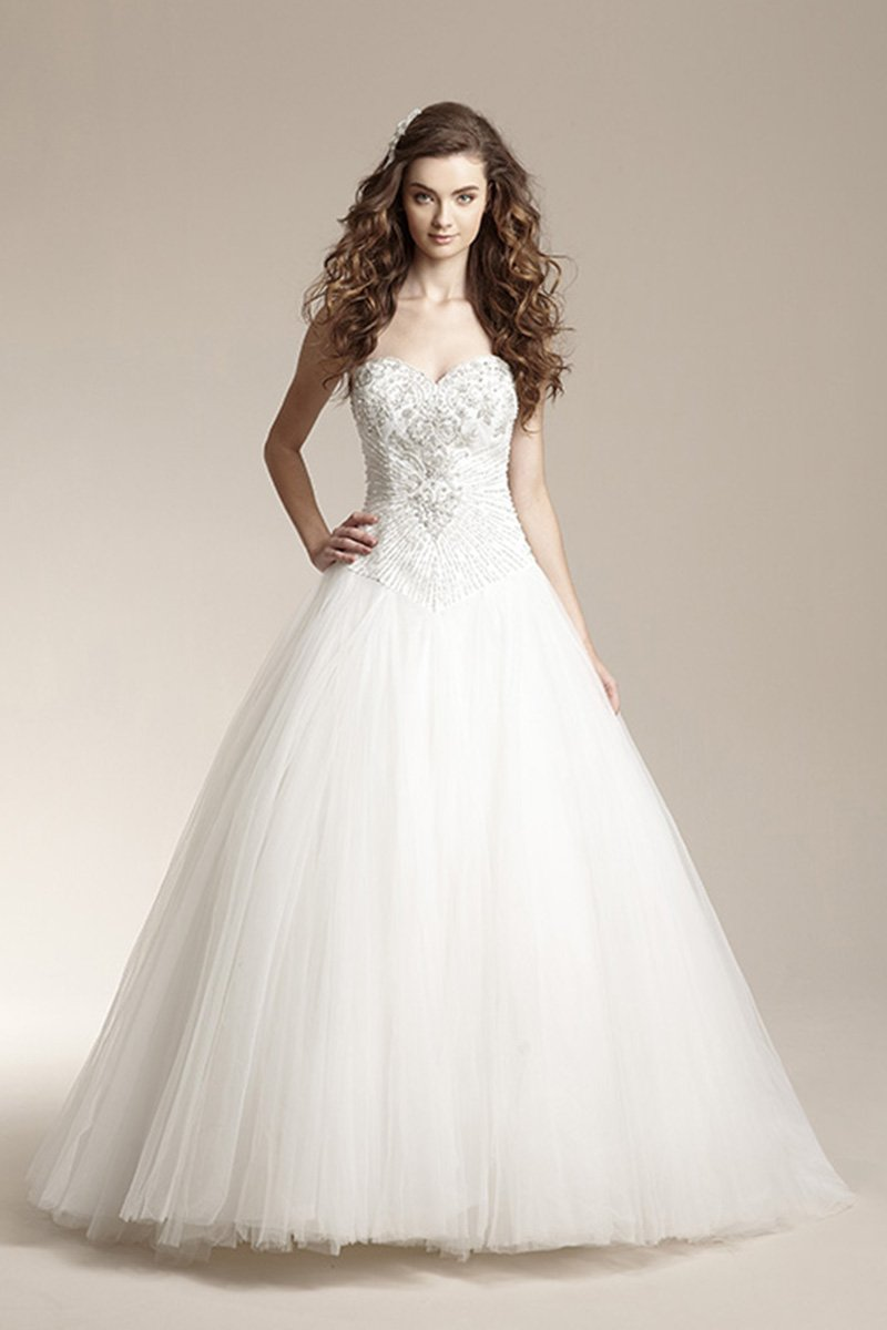 Wedding Dresses, Sweetheart Wedding Dresses, Ball Gown Wedding Dresses, Romantic Wedding Dresses, Fashion, ivory, Fall, Winter, Classic, Romantic, Sweetheart, Strapless, Strapless Wedding Dresses, Beading, Tulle, Floor, Formal, Natural, Sleeveless, Ball gown, Jasmine collection, Beaded Wedding Dresses, Classic Wedding Dresses, tulle wedding dresses, winter wedding dresses, Fall Wedding Dresses, Formal Wedding Dresses, Floor Wedding Dresses