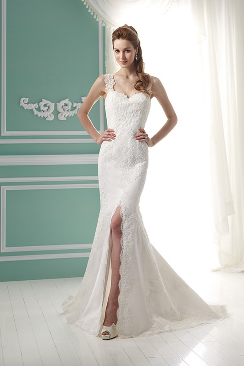 Wedding Dresses, Sweetheart Wedding Dresses, A-line Wedding Dresses, Lace Wedding Dresses, Hollywood Glam Wedding Dresses, Fashion, white, Spring, Summer, Classic, Lace, Sweetheart, A-line, Floor, Natural, Sleeveless, Jasmine collection, hollywood glam, Nautical/Preppy, Spring Wedding Dresses, Classic Wedding Dresses, Summer Wedding Dresses, Floor Wedding Dresses