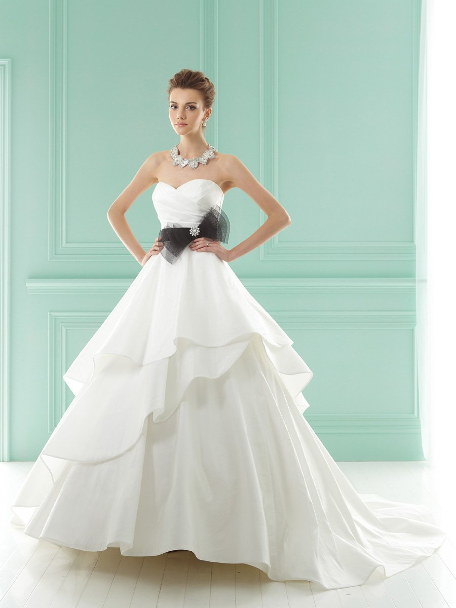 Wedding Dresses, Sweetheart Wedding Dresses, Ball Gown Wedding Dresses, Ruffled Wedding Dresses, Fashion, white, ivory, black, Sweetheart, Strapless, Strapless Wedding Dresses, Floor, Formal, Ruffles, Hip, Taffeta, Sleeveless, Ball gown, Jasmine collection, Sash/Belt, taffeta wedding dresses, Formal Wedding Dresses, Floor Wedding Dresses, Hip Wedding Dresses, Sash Wedding Dresses, Belt Wedding Dresses