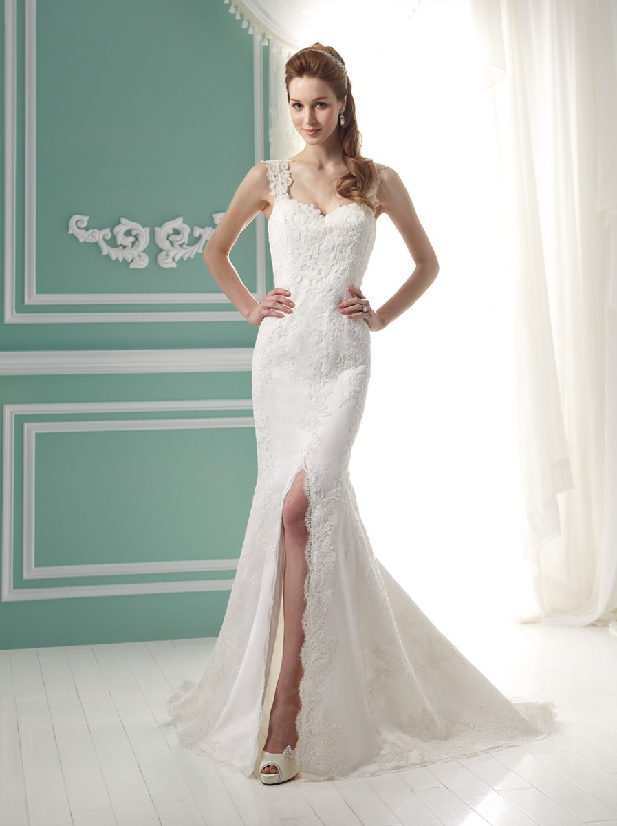 Wedding Dresses, Sweetheart Wedding Dresses, Mermaid Wedding Dresses, Lace Wedding Dresses, Romantic Wedding Dresses, Vintage Wedding Dresses, Fashion, white, ivory, Vintage, Classic, Flowers, Romantic, Lace, Sweetheart, Floor, Formal, Sleeveless, Jasmine collection, Mermaid/Trumpet, trumpet wedding dresses, Classic Wedding Dresses, Flower Wedding Dresses, Formal Wedding Dresses, Floor Wedding Dresses