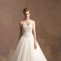 Wedding Dresses, Sweetheart Wedding Dresses, Ball Gown Wedding Dresses, Romantic Wedding Dresses, Fashion, ivory, Fall, Winter, Classic, Flowers, Shabby Chic, Romantic, Sweetheart, Strapless, Strapless Wedding Dresses, Beading, Tulle, Floor, Natural, Sleeveless, Ball gown, Jasmine couture, Beaded Wedding Dresses, Classic Wedding Dresses, tulle wedding dresses, winter wedding dresses, Flower Wedding Dresses, Fall Wedding Dresses, Floor Wedding Dresses, Shabby Chic Wedding Dresses