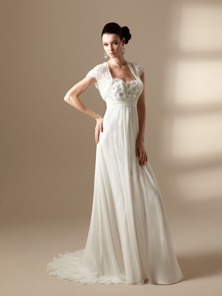 Wedding Dresses, Sweetheart Wedding Dresses, Fashion, white, ivory, Rustic, Flowers, Sweetheart, Strapless, Strapless Wedding Dresses, Beading, Sheath, Satin, Floor, Pleats, Sleeveless, Jasmine couture, cap sleeve, Jacket/Bolero, rustic wedding dresses, Beaded Wedding Dresses, satin wedding dresses, Flower Wedding Dresses, Sheath Wedding Dresses, Floor Wedding Dresses